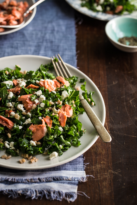 kale and salmon salad_Emily Caruso_Jelly Toast-0054