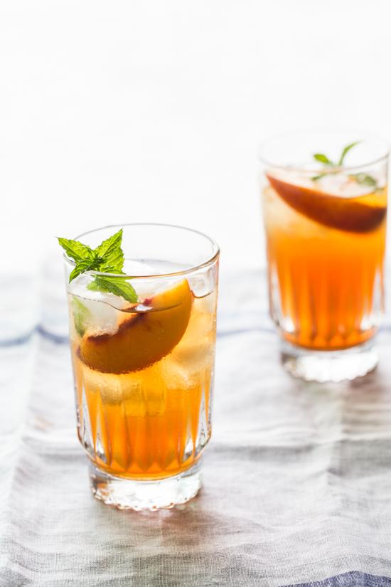 peach iced tea {Jelly Toast} | Emily Caruso (4 of 4)