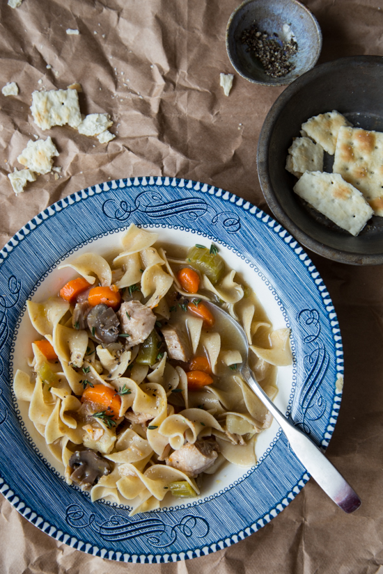 chicken noodle soup (1 of 5)