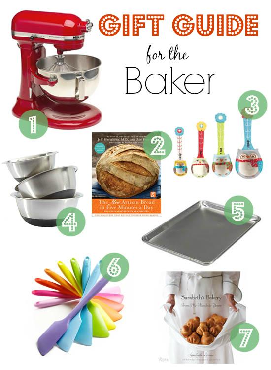 baker gift guide