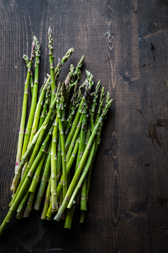 Asparagus by Jelly Toast