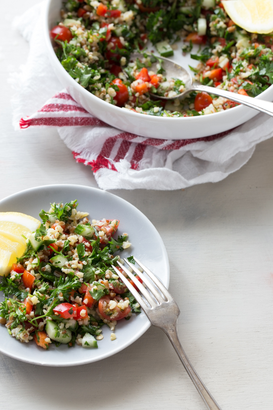 Tabouli by Jelly Toast