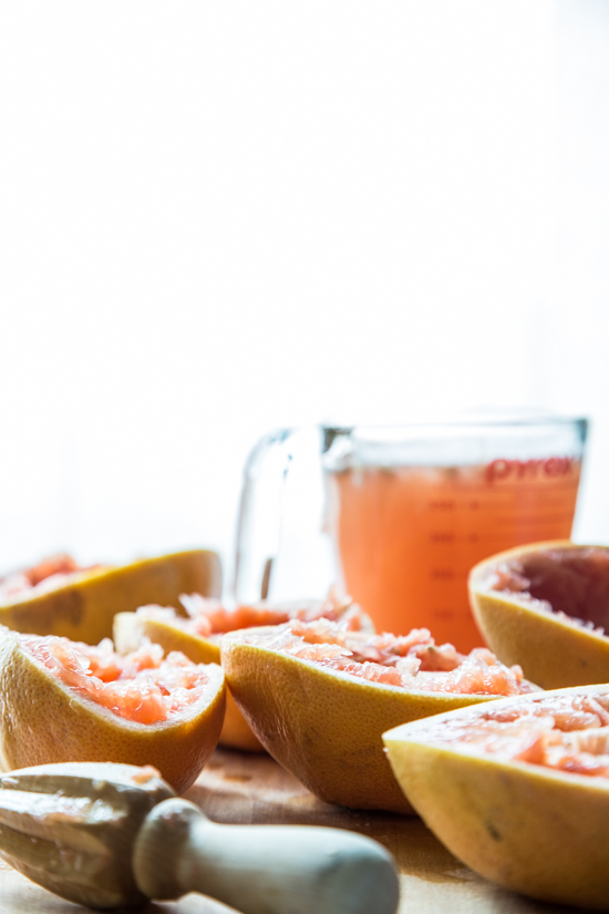 Grapefruit Mimosa by Jelly Toast
