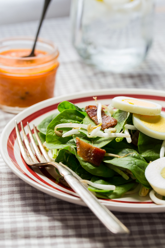 Betty's Salad by Jelly Toast