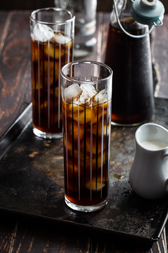 Iced Coffee Cocktail Cocktail Fridays Jelly Toast