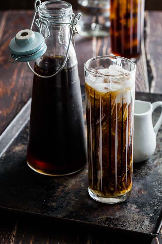 Iced Coffee Cocktail | Amazing First Date Dinner Recipes | date night appetizers