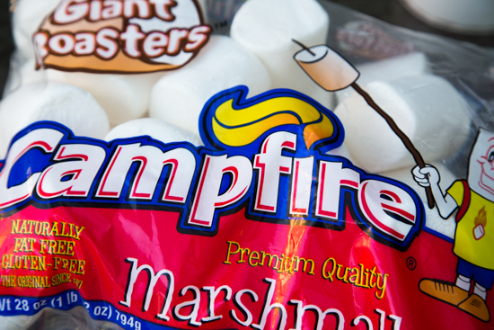 Roasted Berry S'mores by Jelly Toast