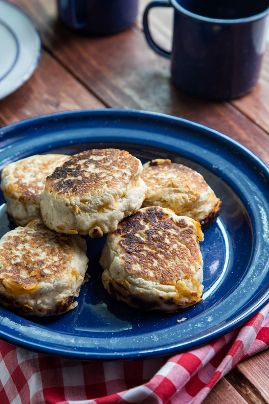 Black Pepper Cheddar Biscuits by Jelly Toast