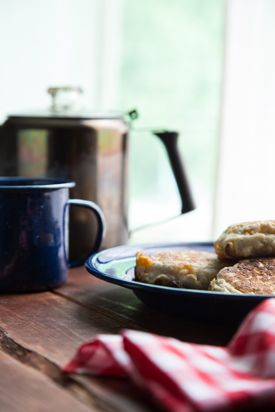 Black Pepper Biscuits and Coffee by Jelly Toast