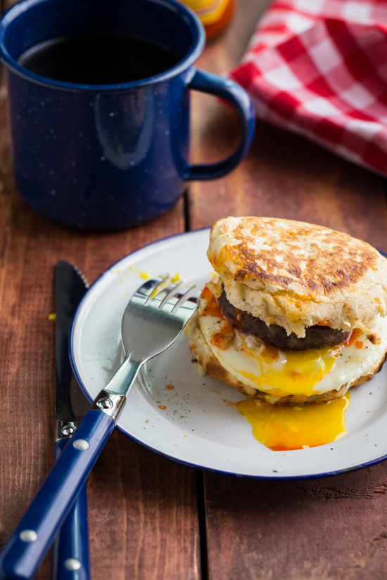 Campfire Breakfast Burger By Jelly Toast BurgerWeek