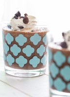 Chocolate Coffee Milkshake by Jelly Toast #milkshakeweek