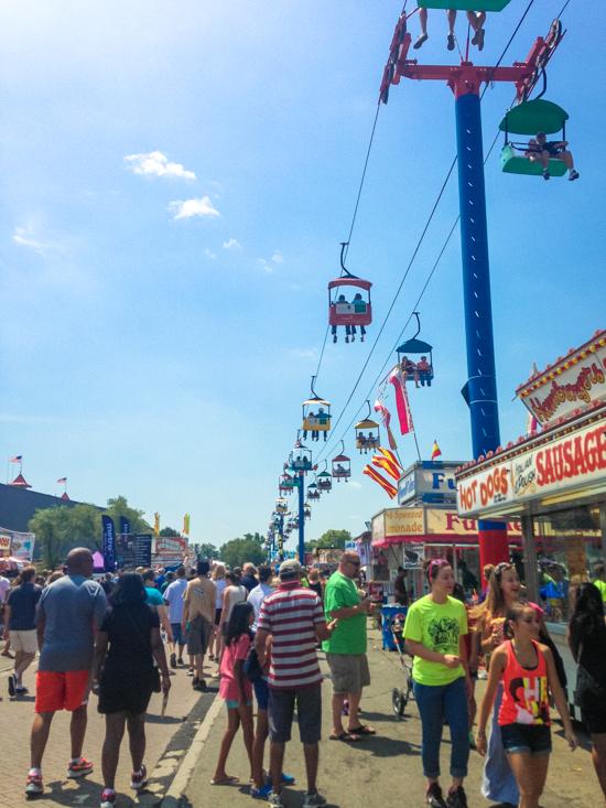The Ohio State Fair