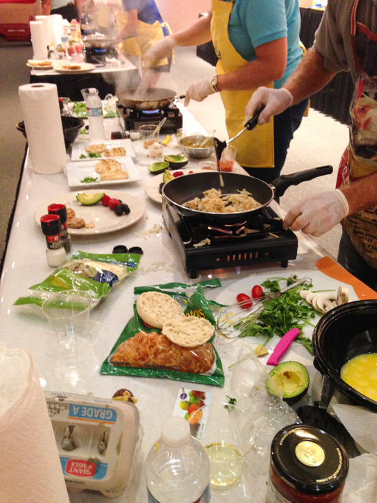 The Ultimate Breakfast Cook-Off