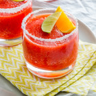 strawberry margarita {cocktail friday}
