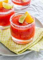Strawberry Margarita by Jelly Toast