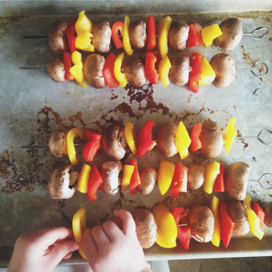 skewer patterns by Jelly Toast