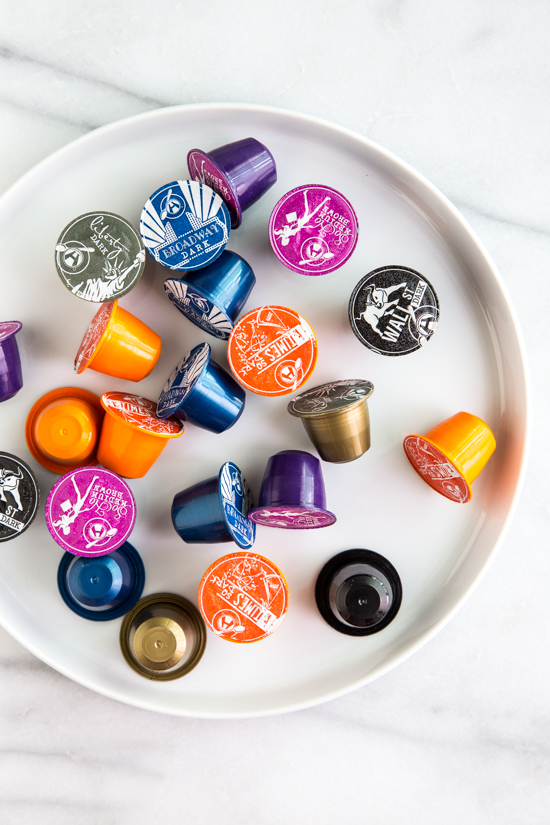 HiLine Coffee Capsules by Jelly Toast