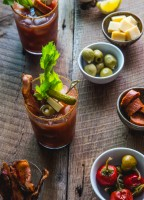Bloody Mary Bar | www.jellytoastblog.com