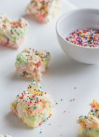 Fruity Marshmallow Popcorn Bars