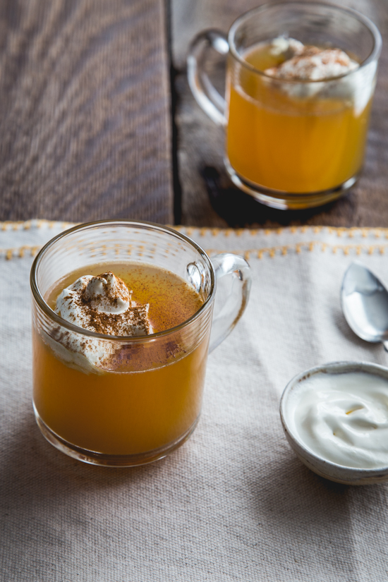 Spiced Apple Cider | www.jellytoastblog.com