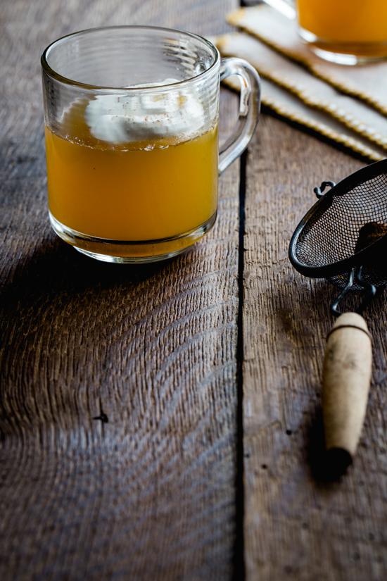 Warm Spiced Cider | www.jellytoastblog.com