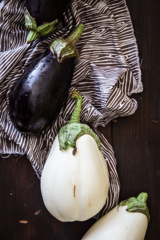 Eggplant | photo by Emily Caruso