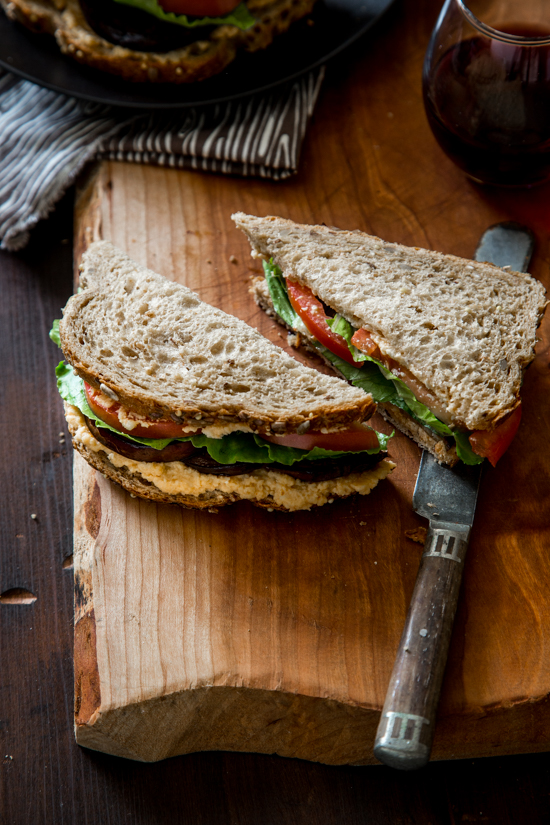 Vegan BLT | photo by Emily Caruso
