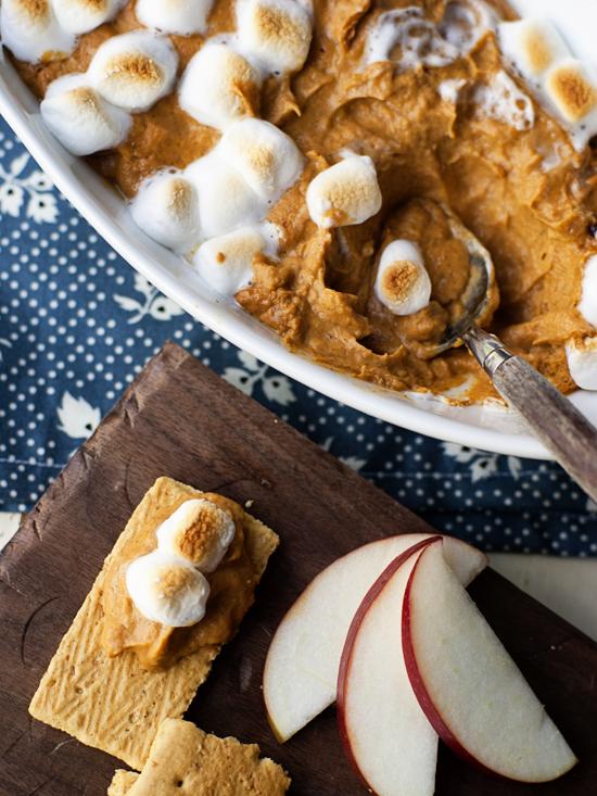 Pumpkin Pie Dip | www.jellytoastblog.com