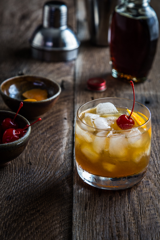 Bourbon Cocktails