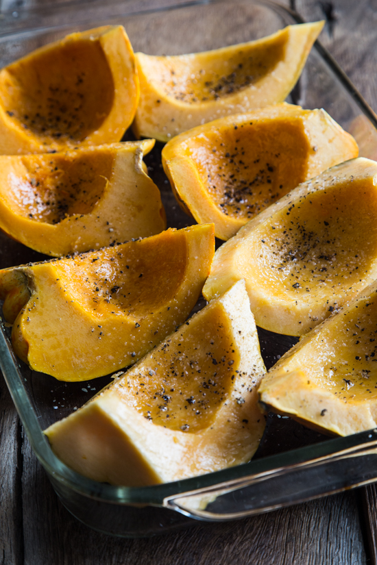 Stuffed Acorn Squash | www.jellytoastblog.com