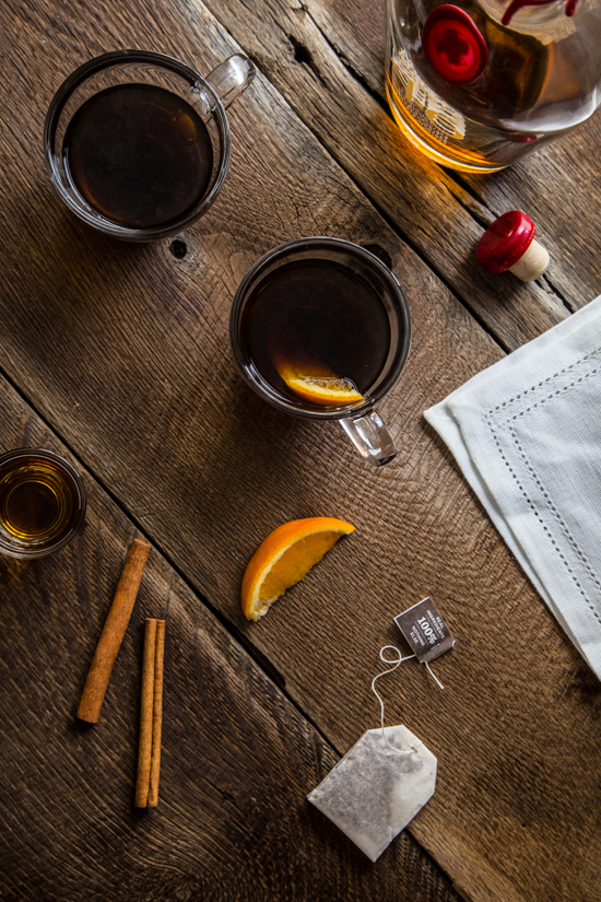Gingerbread Hot Toddy | jellytoastblog.com