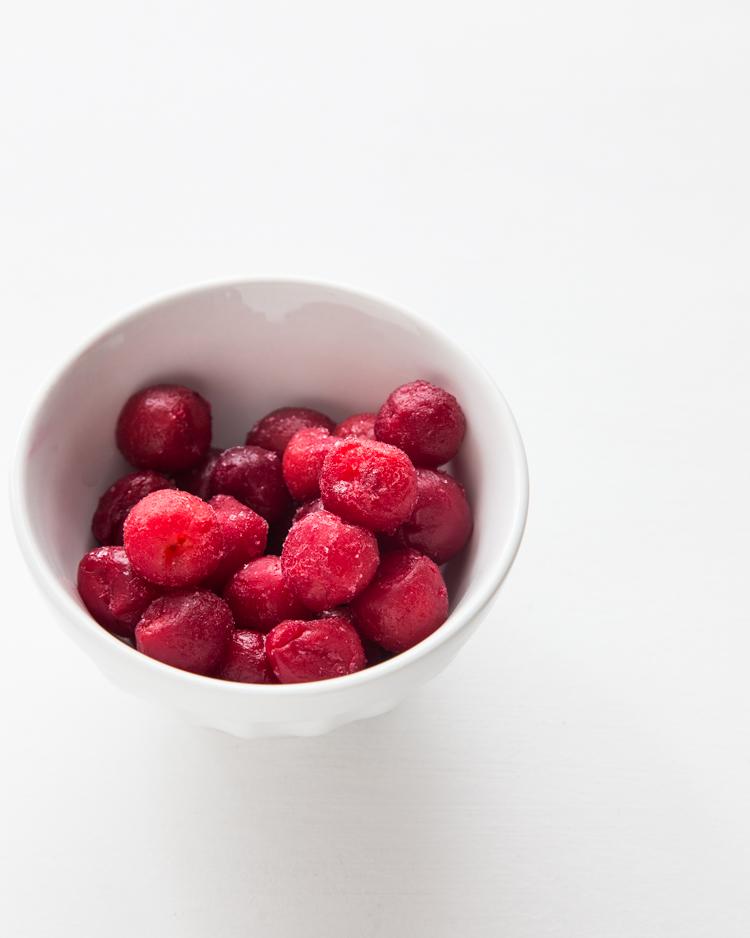 Tart Cherry Smoothie | Jelly Toast
