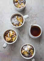 French Toast in a Mug | JellyToastBlog.com