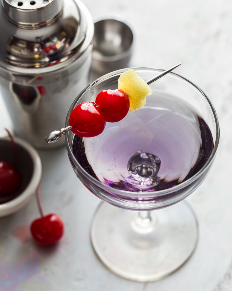 Little Tickle Cocktail | JellyToastBlog.com