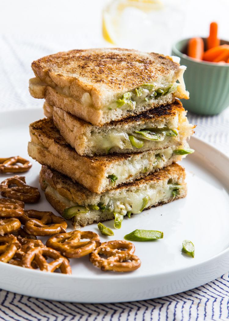 head over to the ADA Mideast Blog for my full Asparagus Grilled Cheese ...