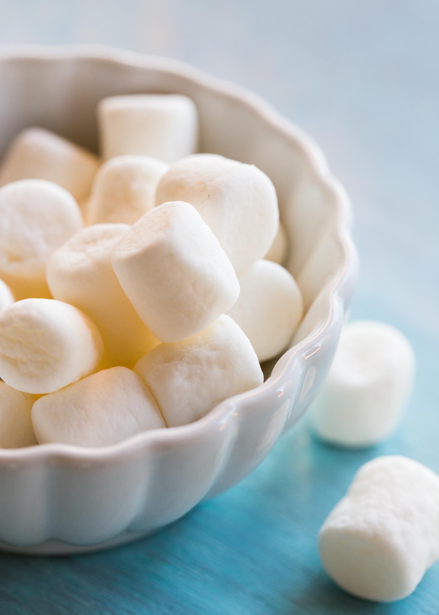 Marshmallow Treat Milkshake | JellyToastBlog.com