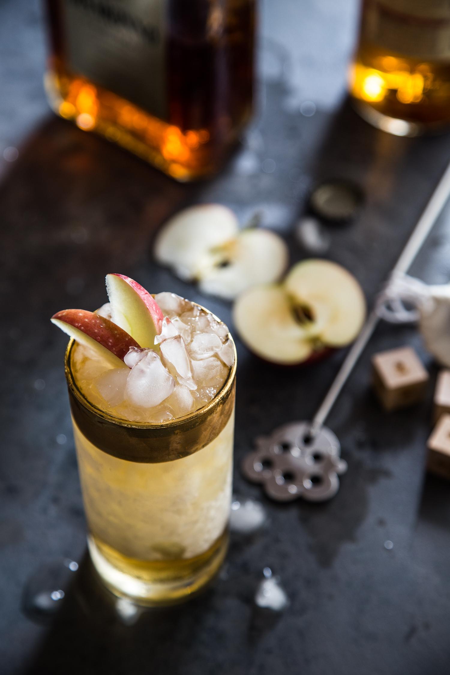 Apple Cider Swizzle   jellytoastblog@gmail.com