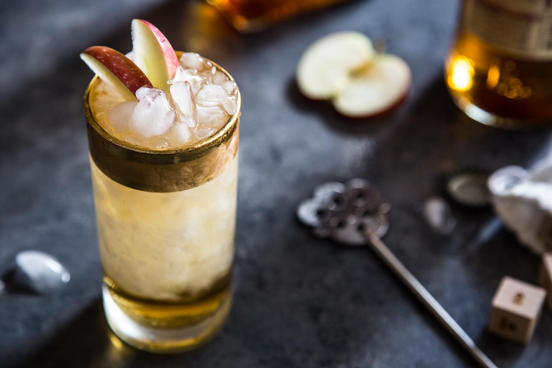 Apple Cider Swizzle | jellytoastblog@gmail.com