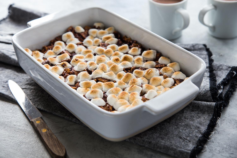 S'mores Cereal Treats | JellyToastBlog.com