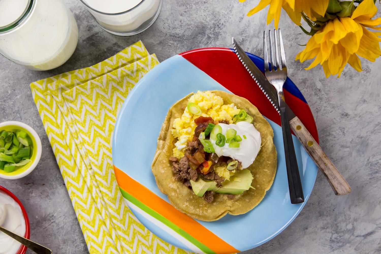 Huevos Rancheros | JellyToastBlog.com