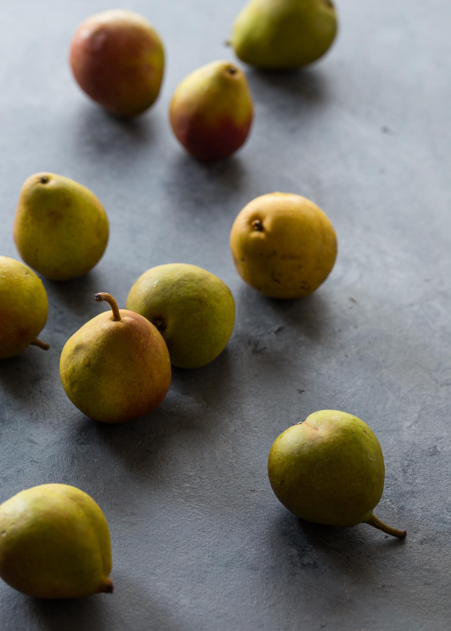 Seckel Pears | JellyToastBlog.com