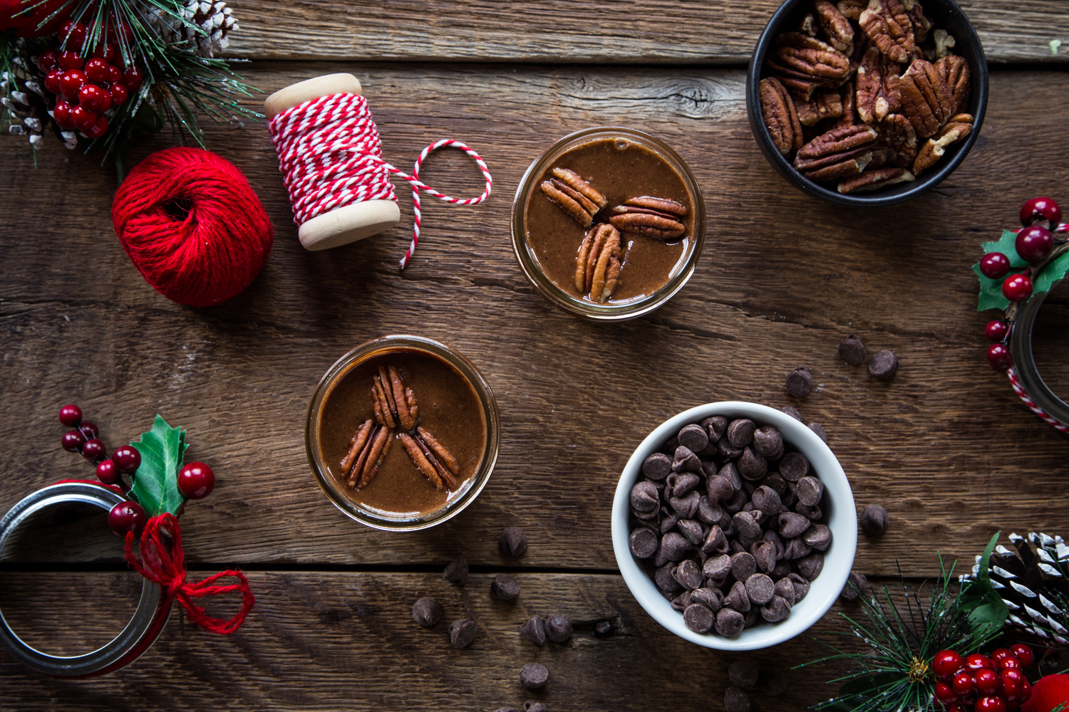 Pecan Pie Butter makes great last minute hostess gifts!