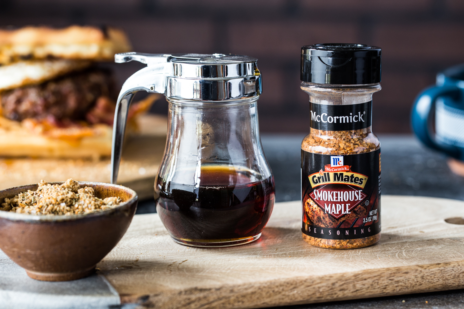 Smokehouse Maple Seasoning from Grill Mates®
