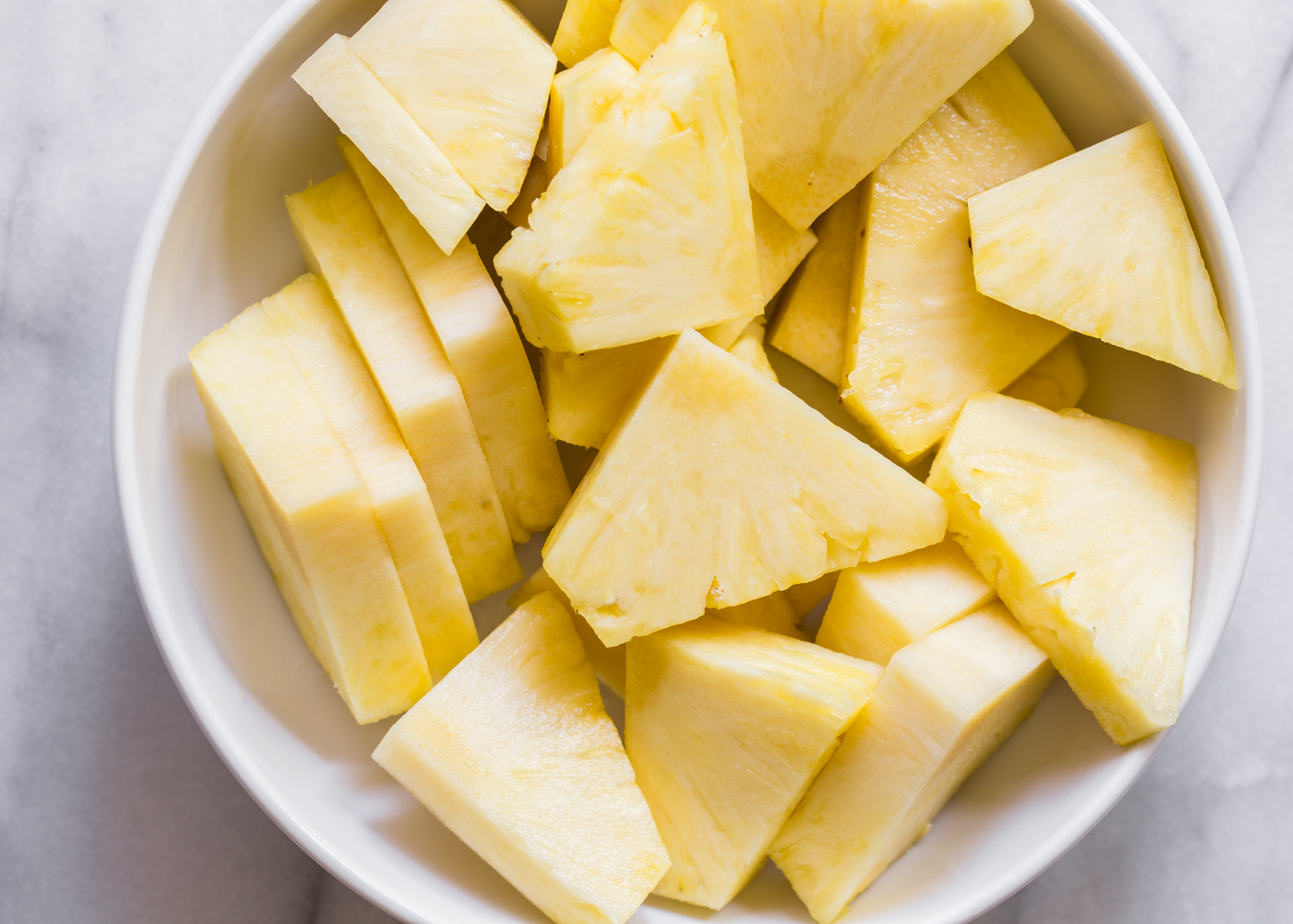 Fresh Pineapple, baby <3