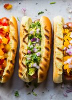 3 Homemade Hot Dog Toppings for your Fourth of July BBQ