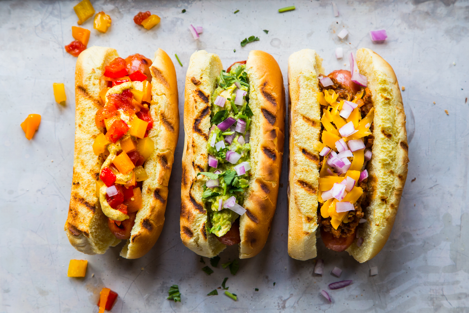 The last time I ate a hot dog was upwards of five years ago, on a boiling summer day, at a baseball game. Nothing sounded better than a hot dog and a cold beer, and boy, did they both hit the spot.