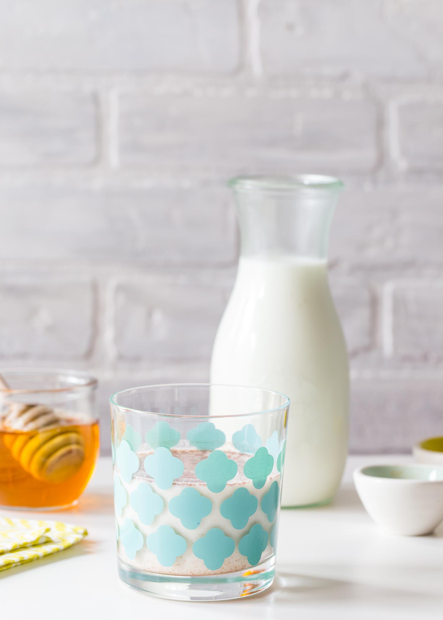 Flavored Milk - Vanilla Cinnamon Milk