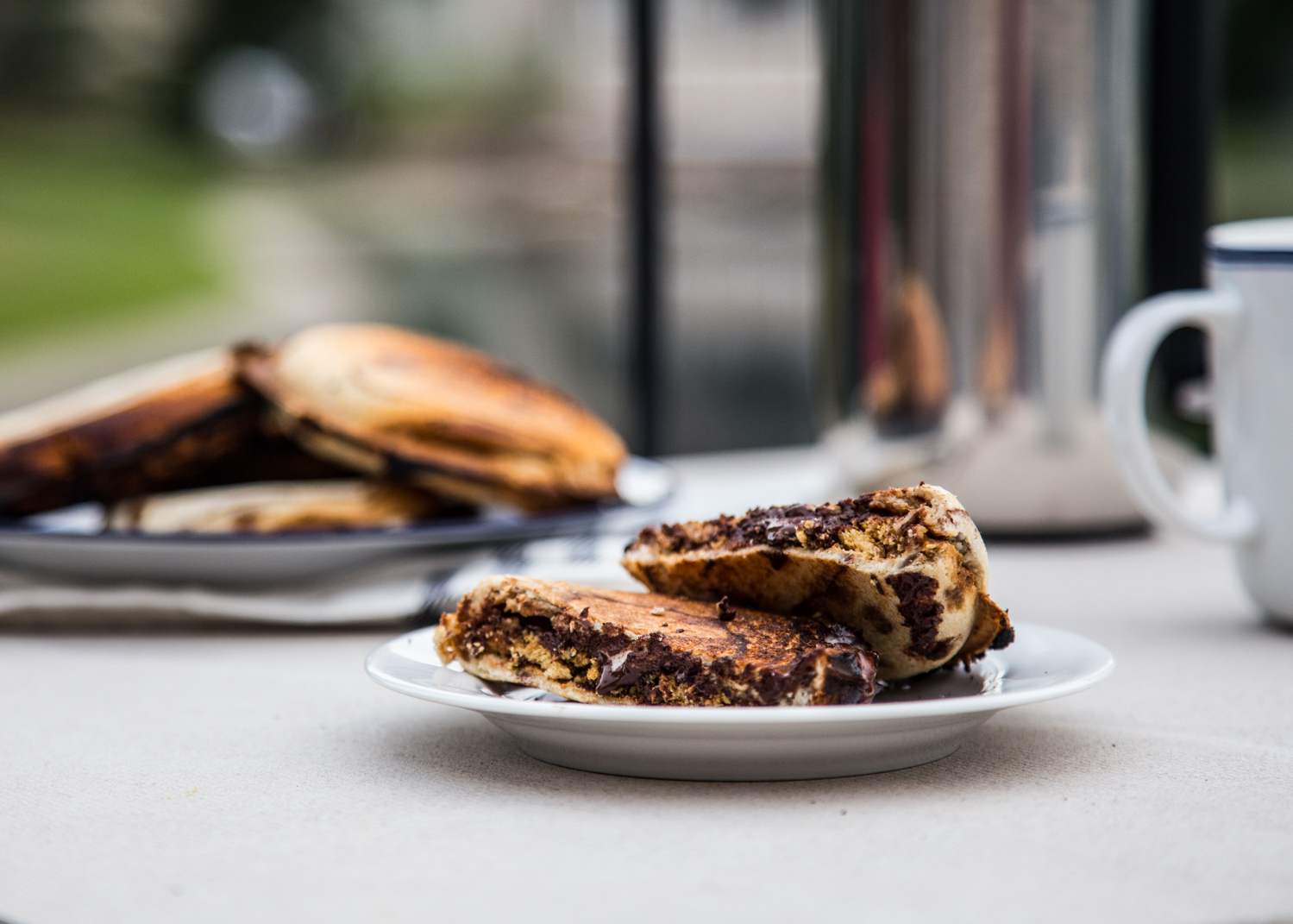 S'mores Pudgy Pies