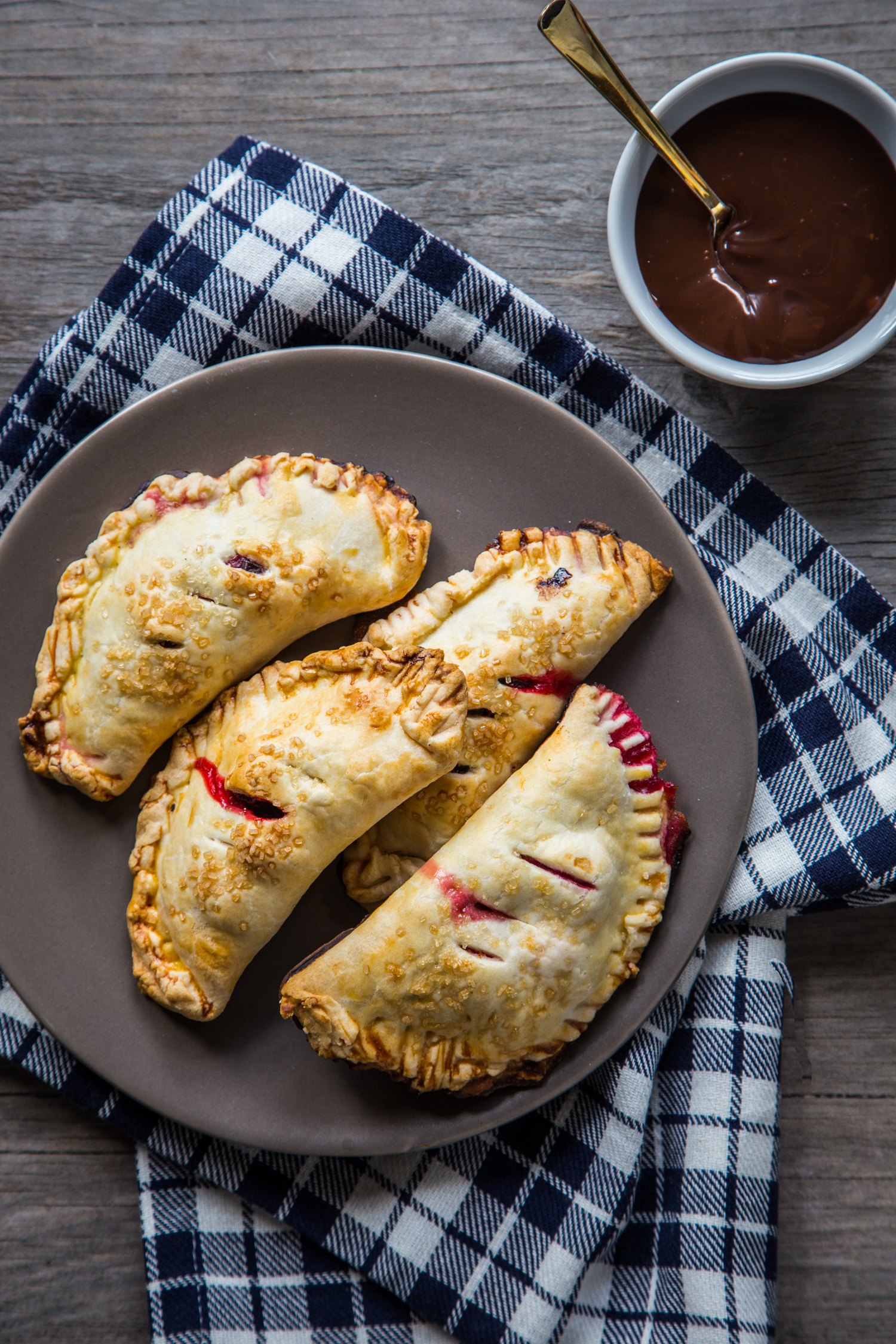 Montmorency Cherry Hand Pies