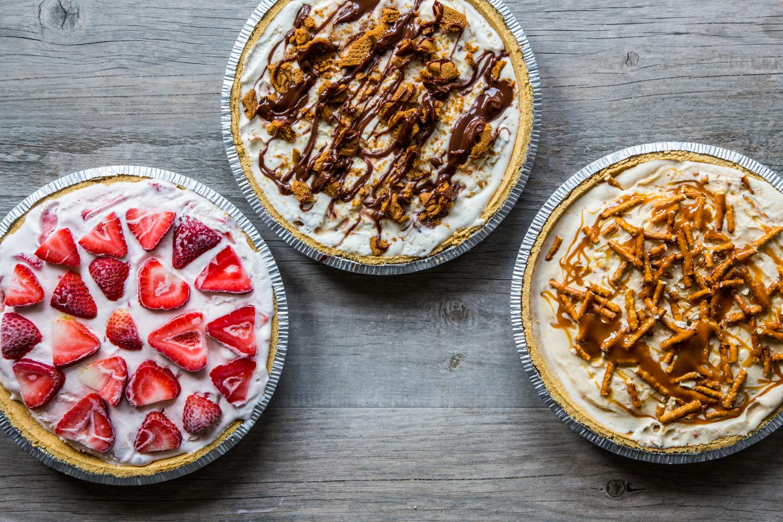 Easy Ice Cream Pies with ALDI | Jelly Toast Blog